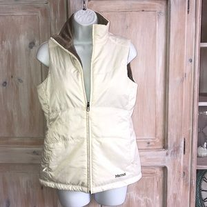 Marmot Reversible Vest Jacket Woman's Small